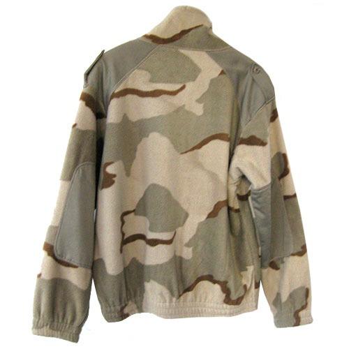 Mil-Tec fleecetrøje/jakke