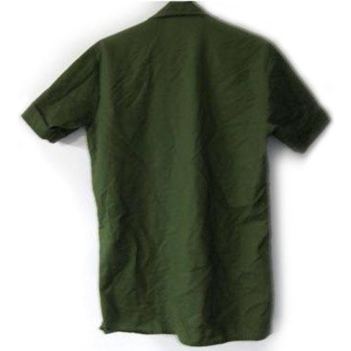 M/84 kortærmet skjorte brugt