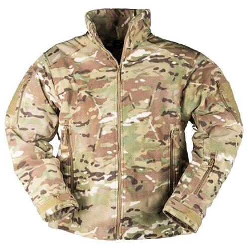 Fleece jakke MTS