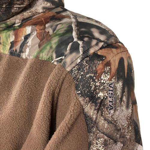 Fleecetrøje til jagt