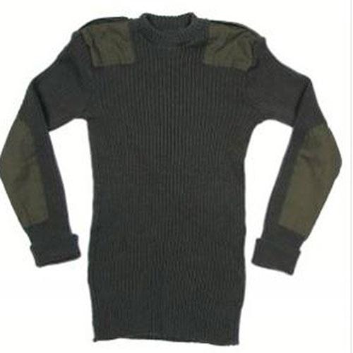 Engelsk Commando pullover brugt