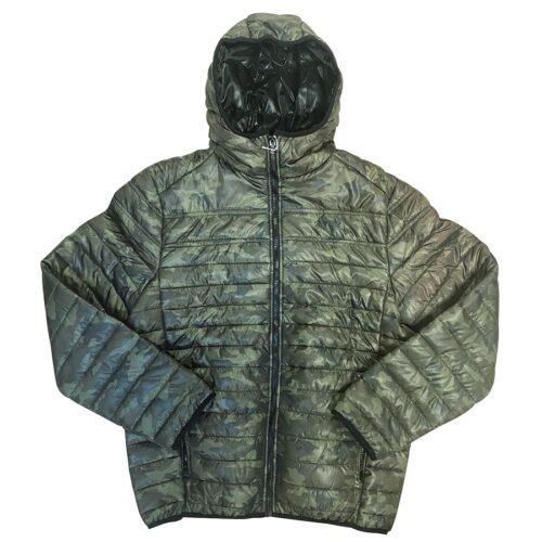 MZGZ camouflage jakke Grøn