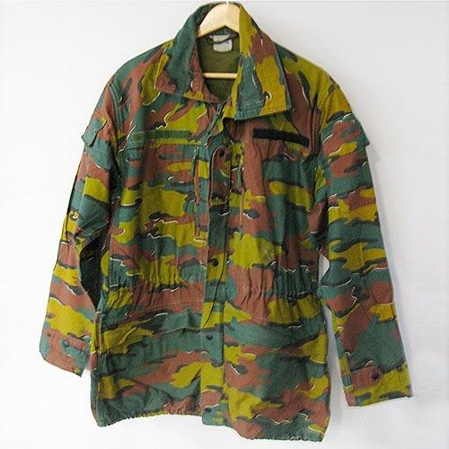 Mil-Tec belgisk jakke – Brugt