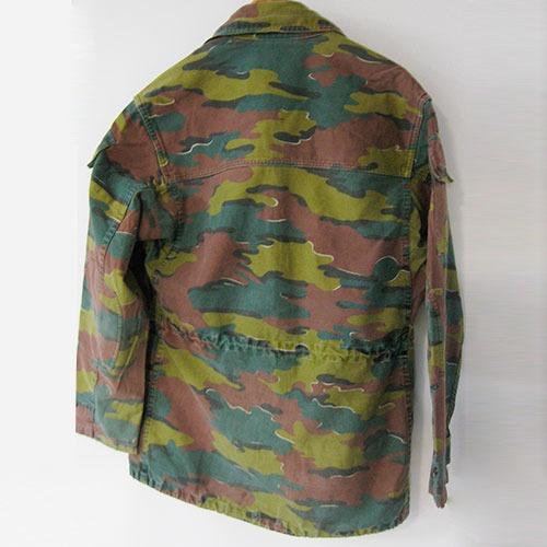 Mil-Tec belgisk jakke brugt