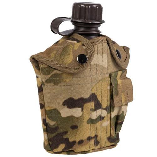 US feltflaske