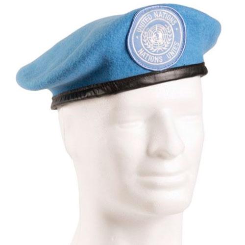 Brugt tysk FN baret
