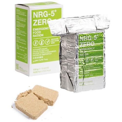 NRG-5 Zero nødration