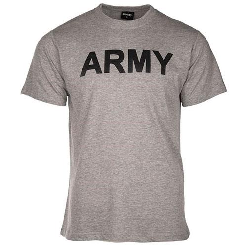 Mil-Tec grå T-shirt