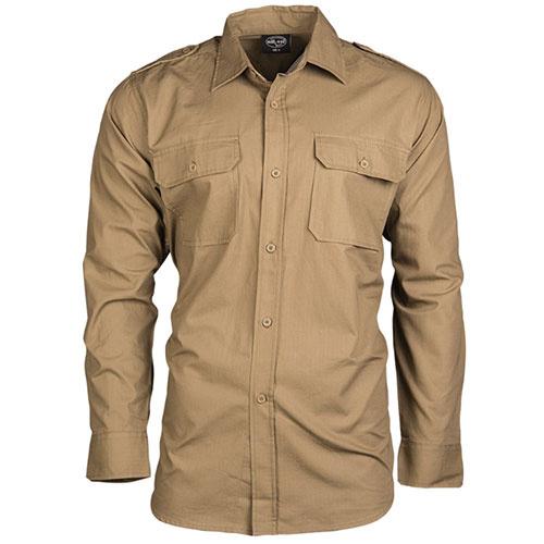 Ripstop skjorte