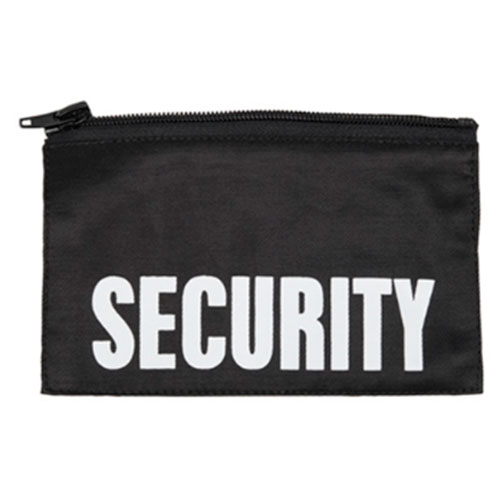 Security jakke zip-off
