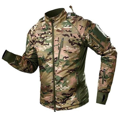 Tactical jakke