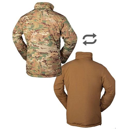 Mil-Tec vendbar jakke