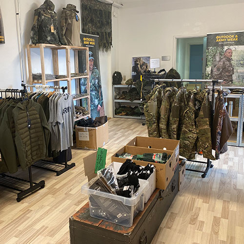 armywear kontakt nyshop