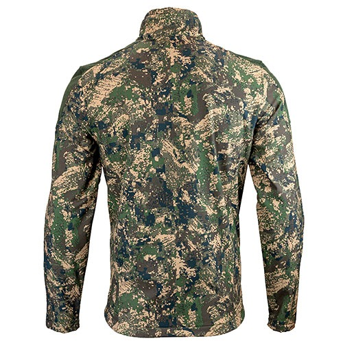 Softshell jakke Digicam