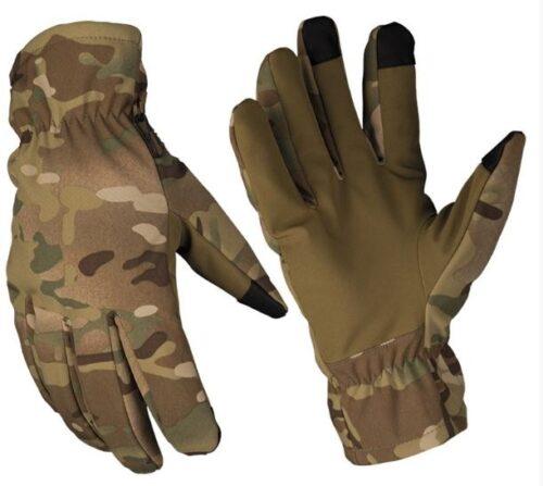 Softshell THINSULATE™ handsker i MTS