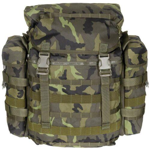 Tjekkisk rygsæk til granater, M 95 CZ camouflage