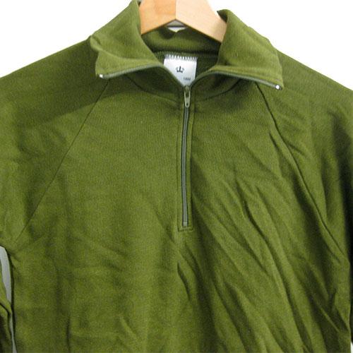 Kampskjorte M89 olivengrøn – brugt